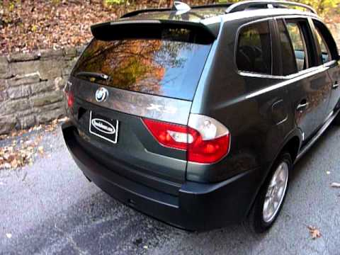 2004 bmw x3 review top gear