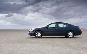 2011 nissan maxima review car and driver
