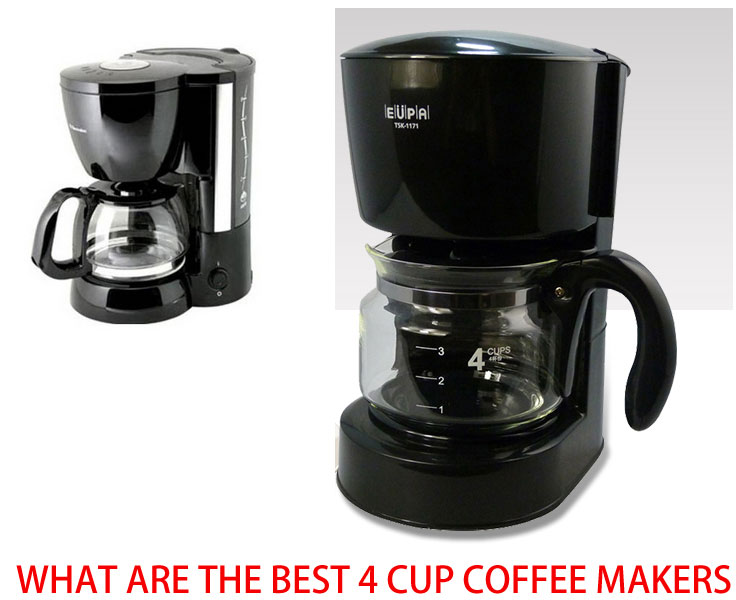 4 cup coffee maker reviews