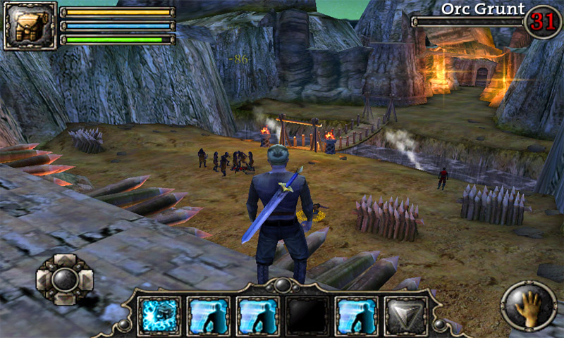 aralon sword and shadow review