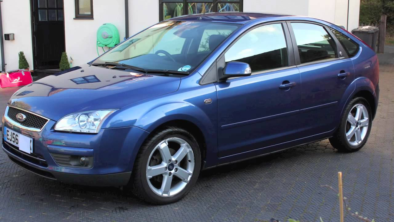 ford focus 1.6 tdci 2007 review