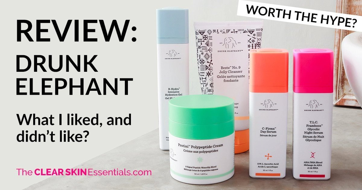clarity clear skin essentials review