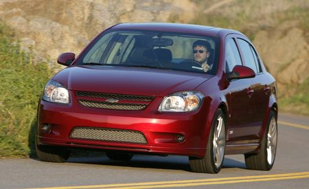chevrolet cobalt ss supercharged review