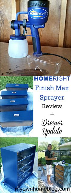 homeright finish max paint sprayer review
