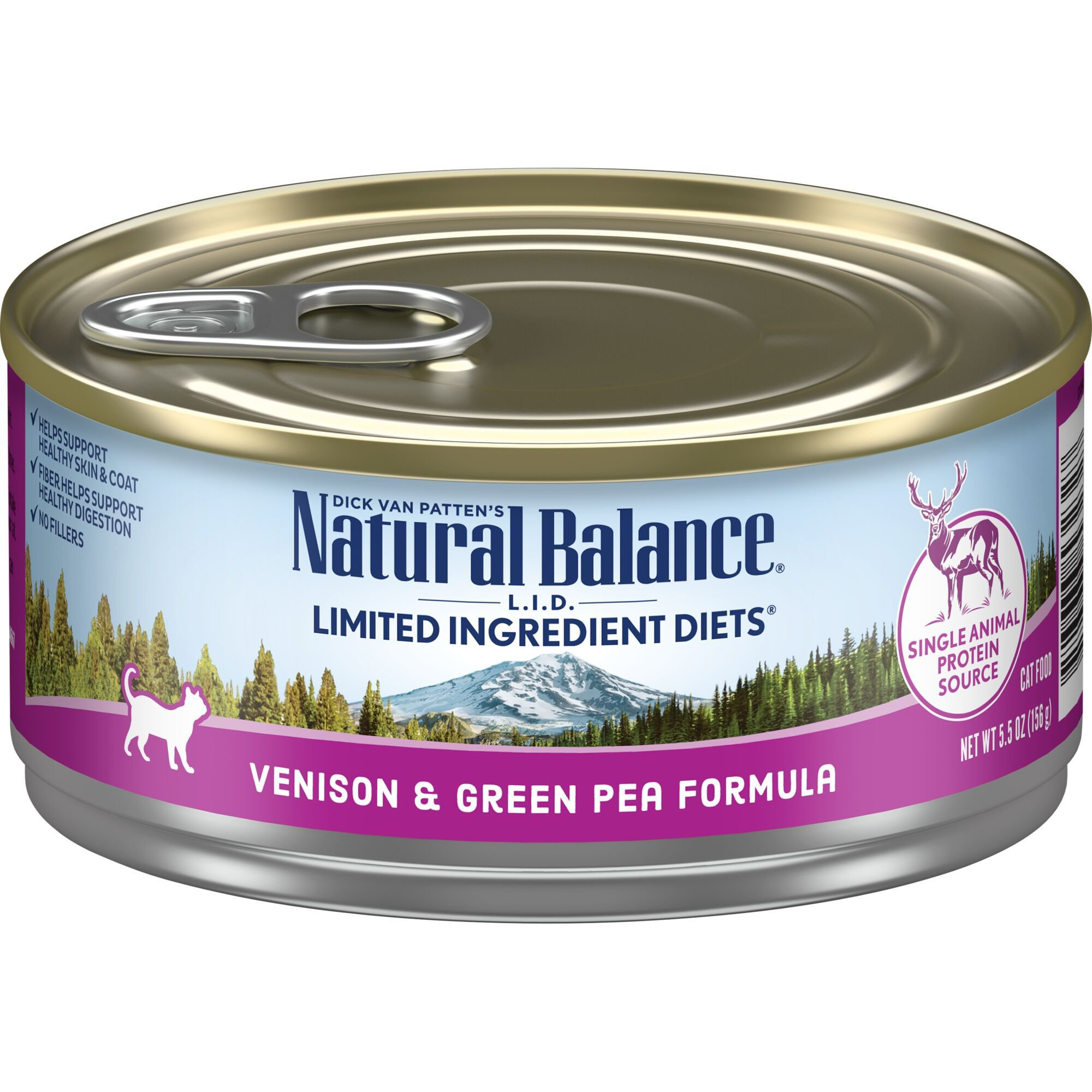 natural balance canned cat food reviews