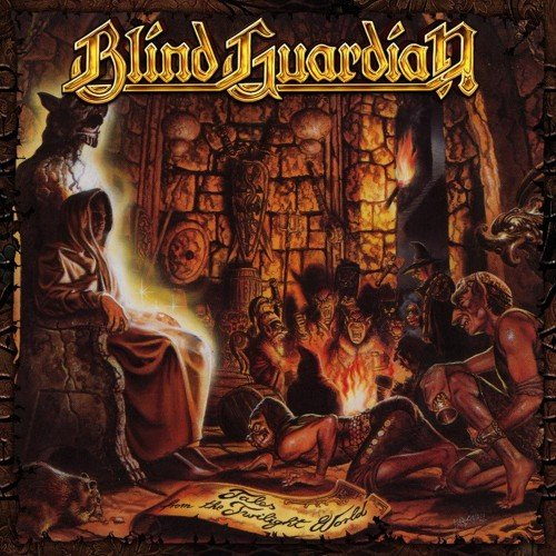 blind guardian nightfall in middle earth review