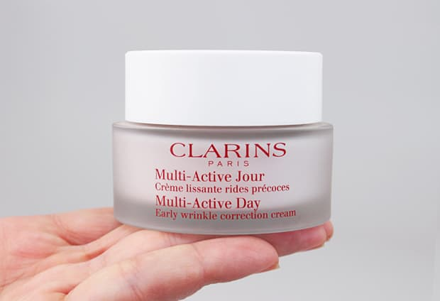 clarins multi active day cream review