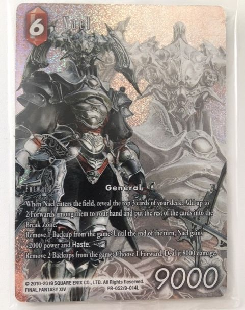 final fantasy card game review