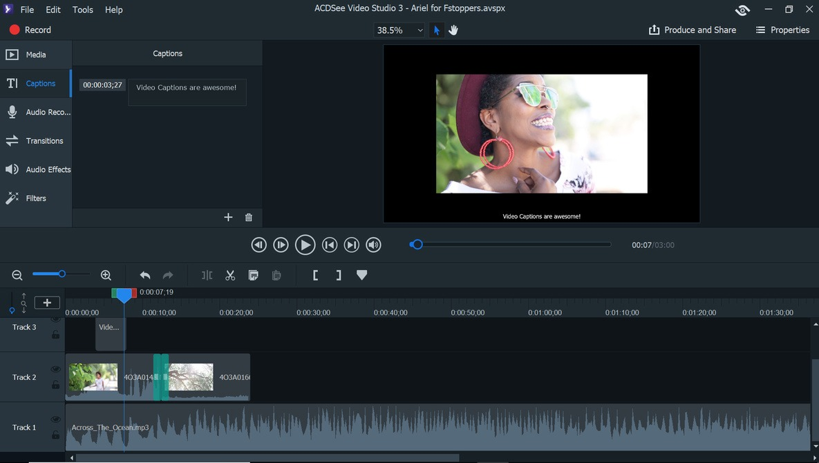 acdsee video studio 2 review
