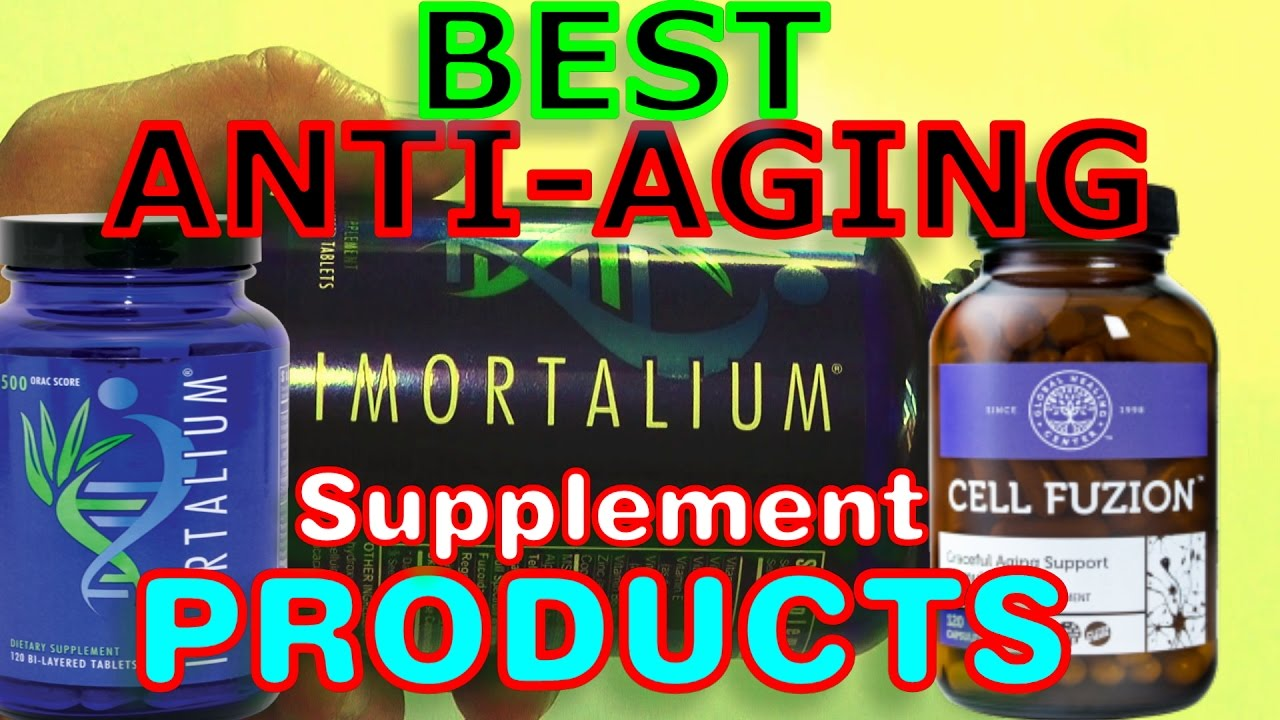 best anti aging products reviews