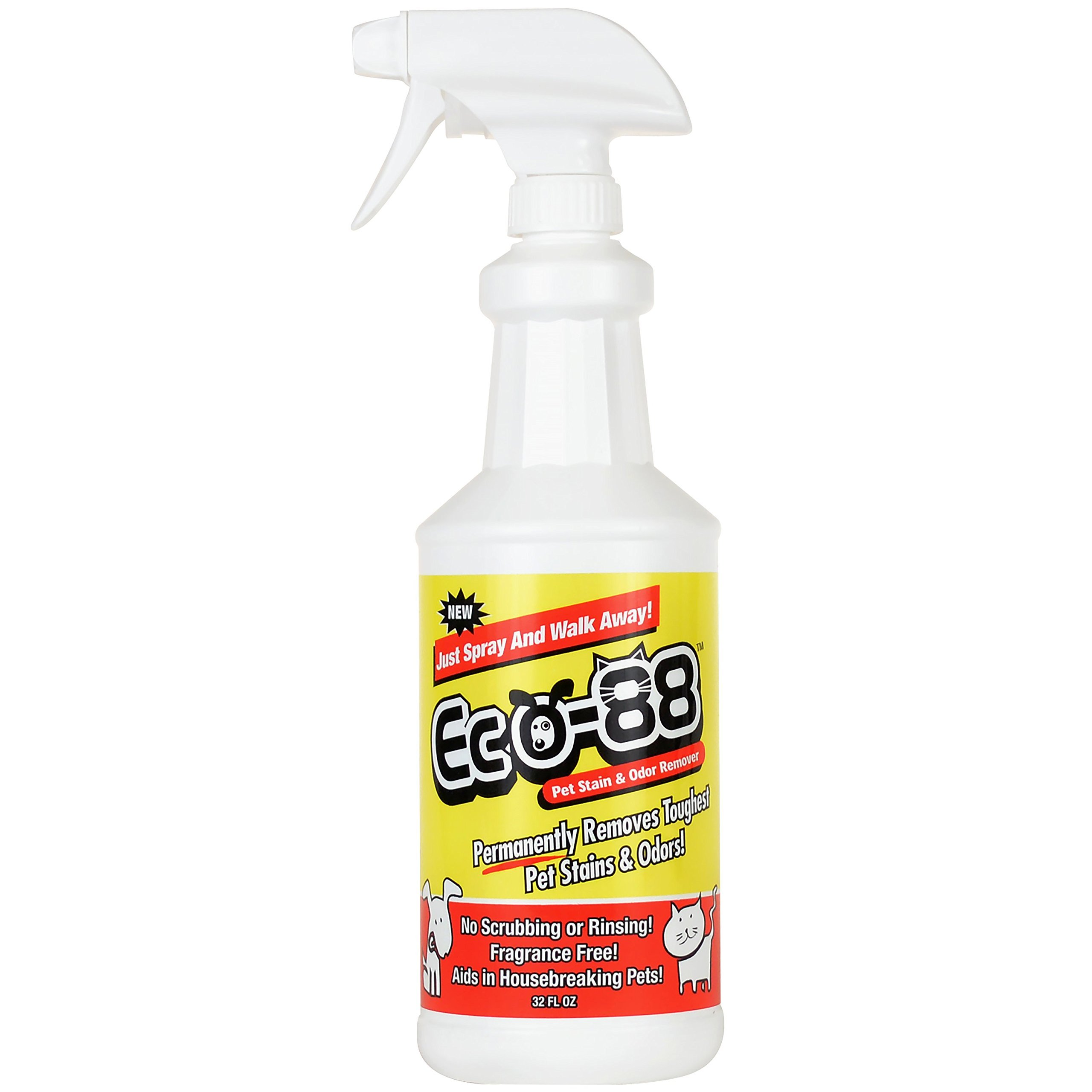 best pet stain remover reviews