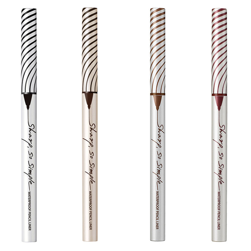 clio sharp so simple waterproof pencil liner review