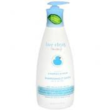 live clean baby wash reviews