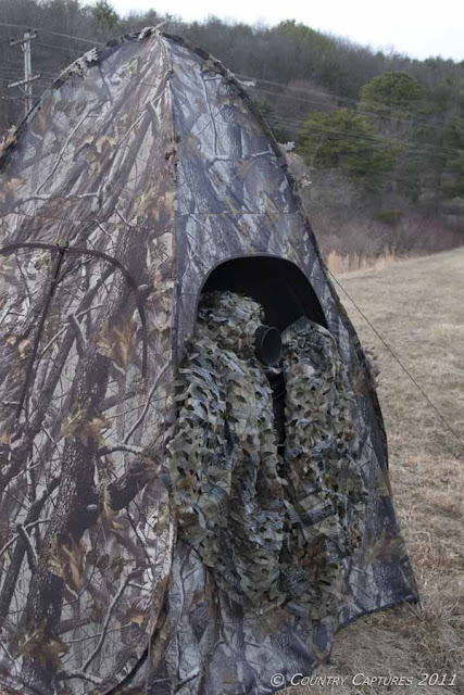 ameristep outhouse ground blind review