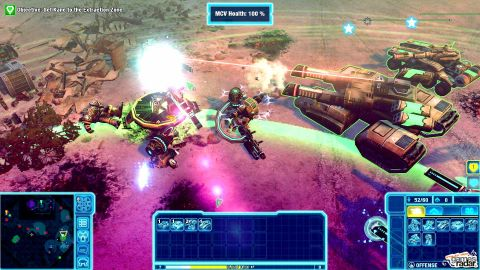 command and conquer 4 tiberian twilight review