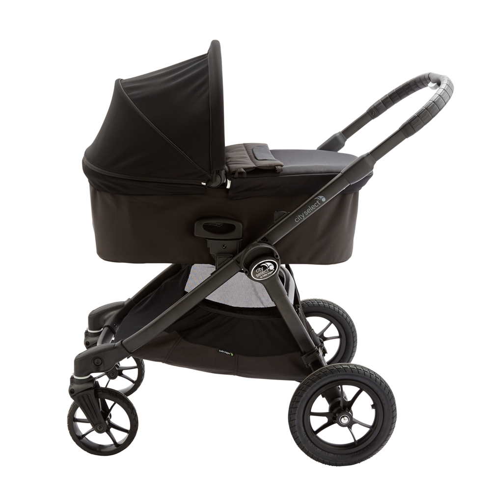 baby jogger deluxe bassinet review