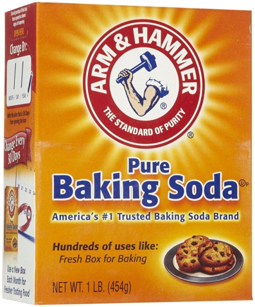 baking soda for pimples review