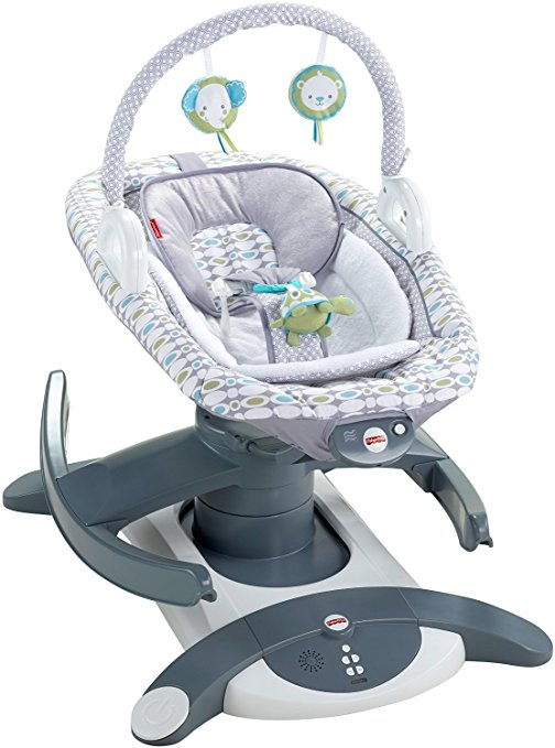 fisher price 4 in 1 swing reviews