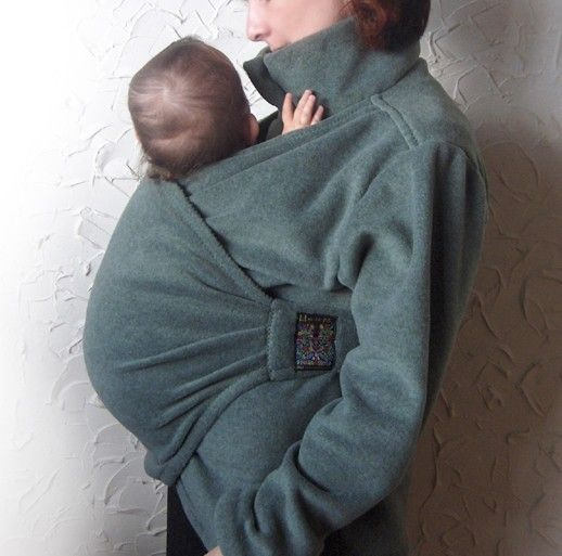 baby parka carrier coat review