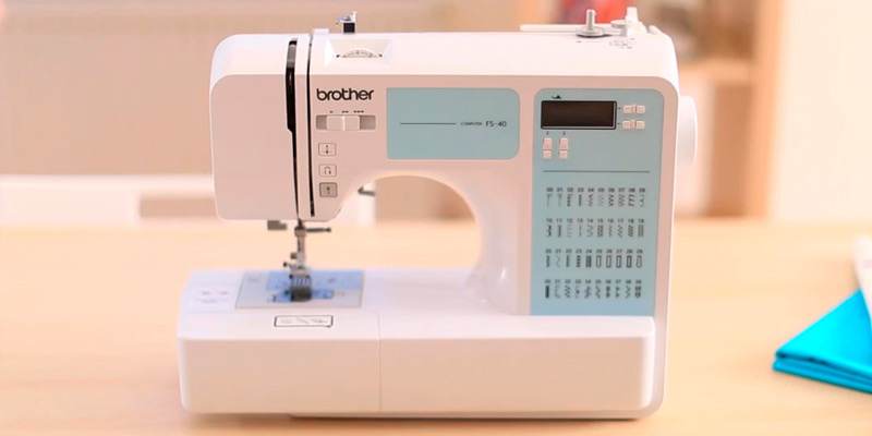 brother fs40 sewing machine reviews