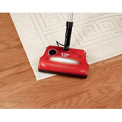 hoover envy hush bagged canister vacuum sh40100 review