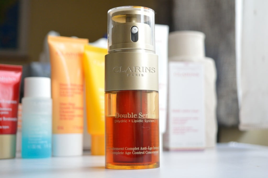 clarins double serum reviews 2015