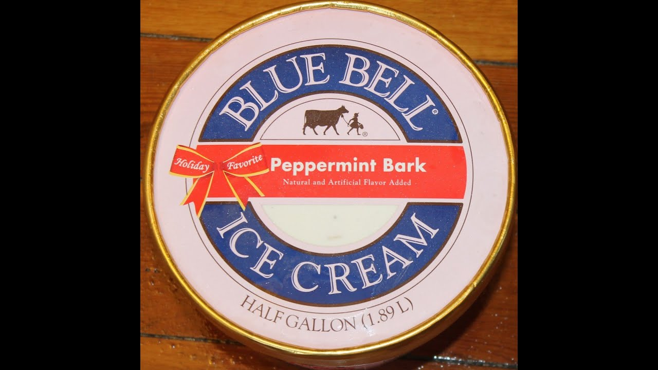 blue bell ice cream review