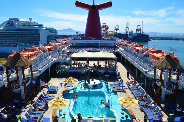 carnival baja mexico cruise review