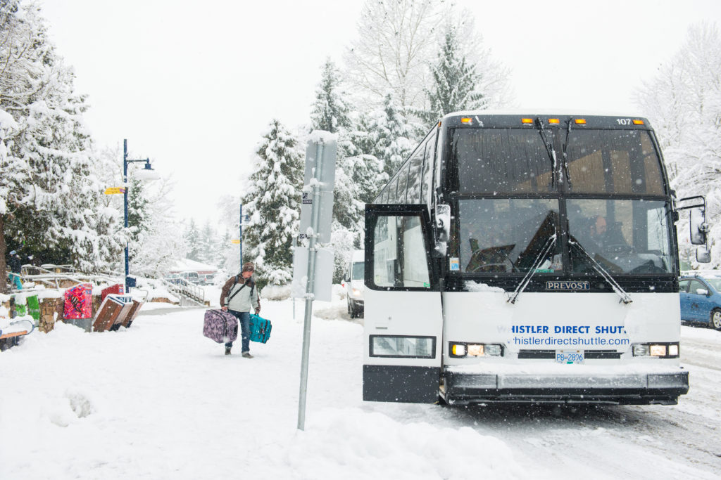 epic rides whistler shuttle review