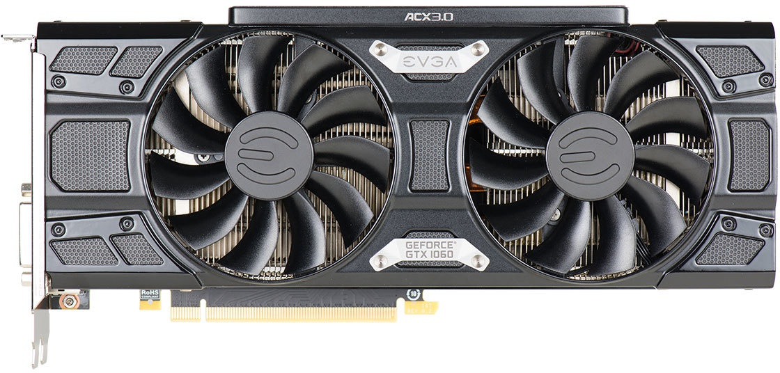 evga 1060 6gb ssc review