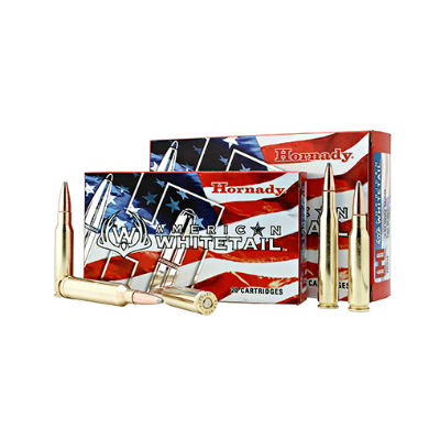 hornady american whitetail 300 win mag review