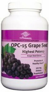 opc grape seed extract reviews